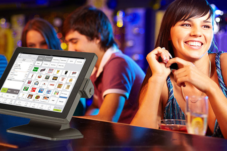 Restaurant POS System South Amherst