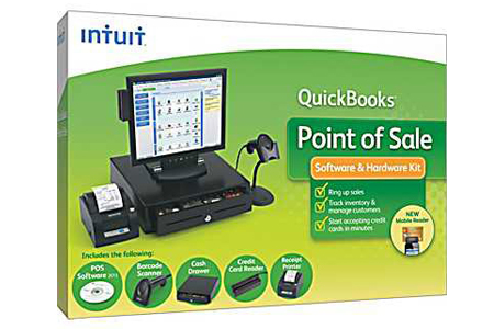 Quickbooks POS System Loudville